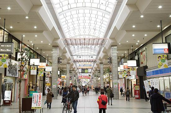 流れを創る事業者たち――松山市中...